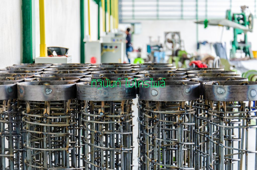 โรงงานผลิตเสาเข็มไมโครไพล์